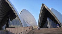 The Sydney Opera House, Australia