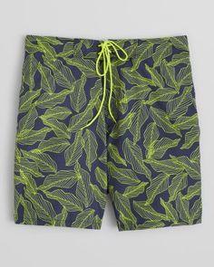 cdba130a31 Victorinox Printed Leaf Board Shorts Bloomingdales Mens Sleepwear, Men's  Loungewear, Mens Swim Shorts,