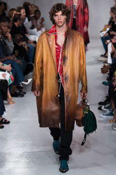 Calvin Klein 205W39NYC Spring/Summer 2018 Ready to Wear