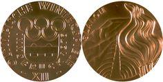 Juegos Olímpicos Innsbruck 1976,Austria-Medalla