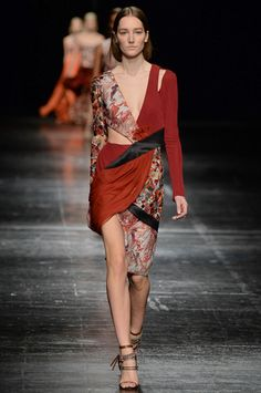 Prabal Gurung Fall 2014 Ready-to-Wear Collection Slideshow on Style.com