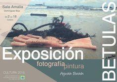Agustín Bastón, exposición en Bueu