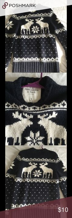Man sweater Used .. good condition Abercrombie & Fitch Sweaters Crewneck