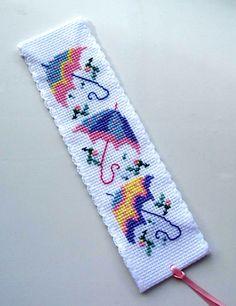 ASN April Showers bookmark