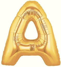 Amazon.com: 40 Inch Megaloon Gold Letter B Balloons - Wholesale: Toys & Games