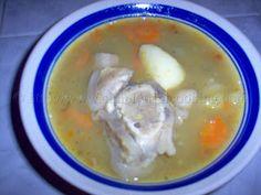 Cow Heel Soup