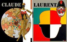 Claude Laurent artiste peintre