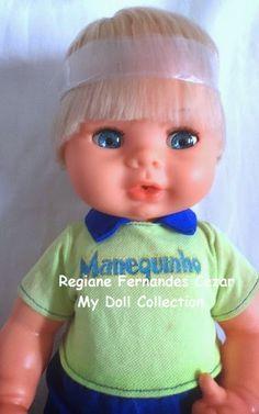 Boneco Manequinho Estrela anos 2000 #Tomasino #Manequinho