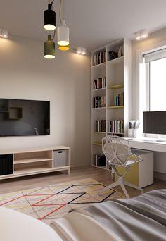 "Квартира для молодой семьи от дизайн-студии artpartner фото - 12 от ""Анастасия Курач"" - oselya.ua"
