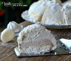 Semifreddo al tartufo bianco ricetta dolce facile