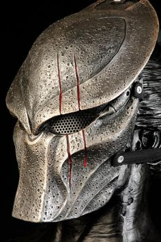 Predator Michiko Airsoft Paintball Army of Two Mask