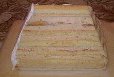 Kabelka- postup  1 Vanilla Cake, Desserts, Food, Deserts, Dessert, Meals, Yemek, Postres, Eten
