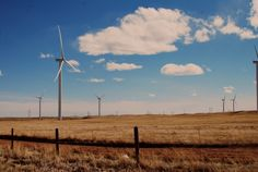 Hoping the wind power continues to grow out west...what Jarod is hoping to get into, and would help the move!
