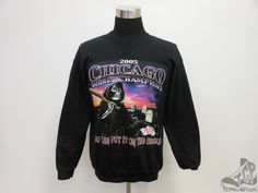 Mens Gildan Chicago White Sox Crewneck Sweatshirt sz M Medium World Series #Gildan #ChicagoWhiteSox