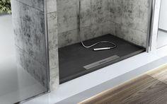 Le collezioni di piatti doccia @fiorabathrooms  offrono una gamma di prodotto dalle innumerevoli possibilità nell'adattarsi agli spazi, come altresì in termini di texture e colori. www.gasparinionline.it #bagno #doccia #interiors #piattodoccia #home #bathroom #design
