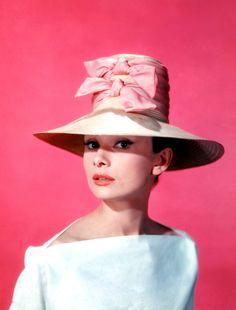 Audrey Hepburn!