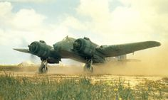 Bristol Beaufighter - 252 Squadron RAF, Magrun, Libya - 1943