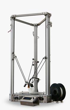 TripodMaker delta 3D printer