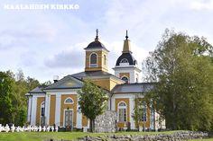 JPK-kuvablogi: Maalahden kirkko Grave Monuments, Graveyards, Finland, Blessings, Blessed, Peace, Mansions, House Styles, Home Decor