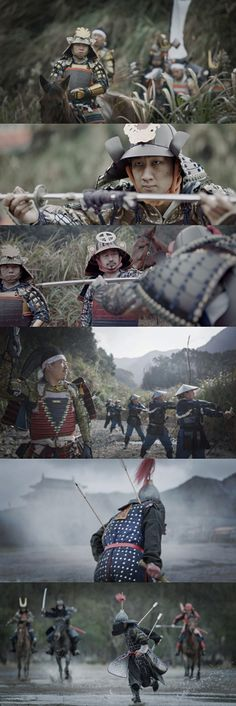 Chinese Armor, Medieval Weapons, Samurai Armor, Japanese Culture, Traditional Art, Warriors, Ninja, Character Design, Military