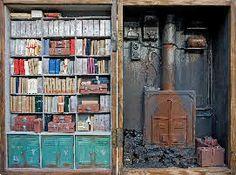 Miniature Libraries of Marc Giai-Miniet