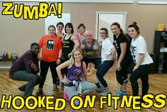 Another awesome #Zumba Party at #HookedOnFitness tonight! If you're not dancing with us every Wednesday night you don't know what you're missing!  #GroupFitness #PhillyPersonalTrainer http://ift.tt/1Ld5awW Another shot from #HookedOnFitness