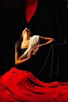 """Caravaggio XXI """"Tableaux vivants"""" Photo by Rosa Merola"""