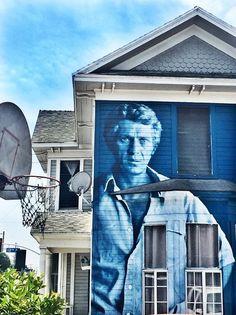 Steve McQueen by Kent Twitchell in Los Angeles (LP)
