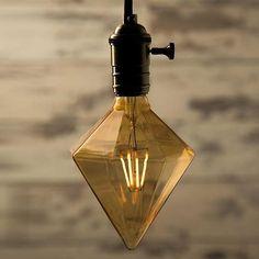 X Large Diamond LED Light bulb - Att Pynta