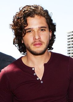 actor Kit Harington from Game of Thrones
