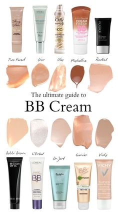 The Best BB Creams For Every Skin Type