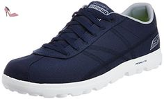 Skechers - On-The-Go - Retro - Sneaker, homme, bleu (nvw), taille 43 - Chaussures skechers (*Partner-Link)