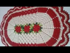 #jogodebanheiro floral tapete da pia 1 parte - YouTube Floral, Make It Yourself, Holiday Decor, Youtube, Patterns, Crochet Carpet, Oval Rugs, Block Prints, Flowers