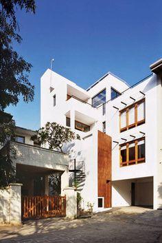 Atrium House. Pradeep Kodikara
