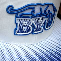 Get cool BYU memorabilia like this sweet BYU Hat at the BYU store on campus or online! Campus Fashion, Byu Store, Brigham Young University, Campus Style, Lds