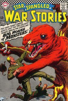 Star Spangled War Stories 132
