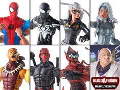 Marvel Comic Universe, Comics Universe, Marvel Dc, Marvel Comics, Spiderman Marvel, Batman, Batgirl, X Men, Statues