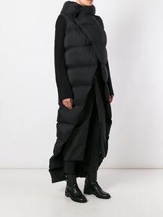 Rick Owens пальто-пуховик