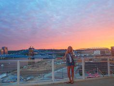 Beautiful Cincy Skyline #SummerForever #F21xMe