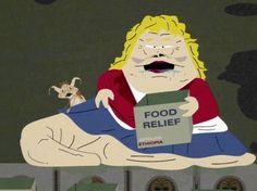 Sally Struthers on South Park