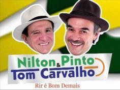 NILTON PINTO & TOM CARVALHO SHOW DE PIADAS 14