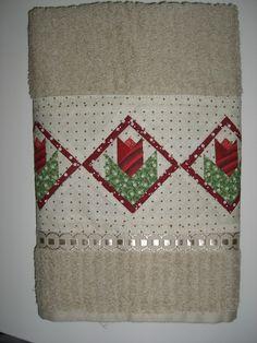 toalha de lavabo em foundation