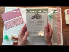 How to create 12 cards using my One Sheet Wonder Tutorial #1 - YouTube