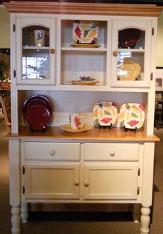 SEE IT, SNAP IT, POST IT Facebook contest entry: Kitchen Hutch
