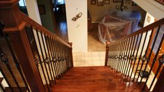 A complete staircase renovation in Houston, Texas