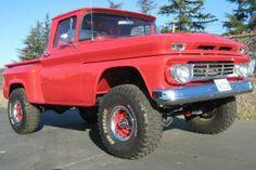 1962 Chevrolet K10 Pickup 4x4 C10