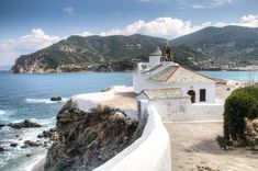 From lesser-known villages where the black wine flows to an overlooked city in plain view, these are (in our opinion) the most underrated places in Greece. Most Beautiful Greek Island, Beautiful Islands, Beautiful Places, Amazing Places, Places In Spain, Places In Greece, Best Beaches To Visit, Cool Places To Visit, European Vacation