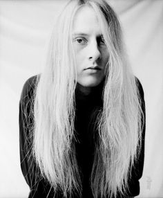 Jerry Cantrell of Alice in Chains, 1990. Photo by Karen Mason-Blair