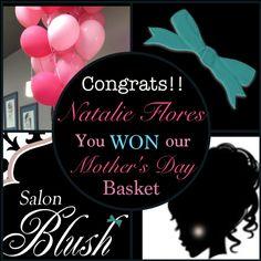 #salonblush #motherdayraffle #congratsnat @natflo__