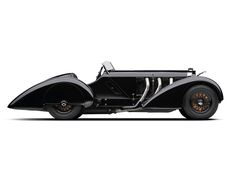 Mercedes-Benz SSK Trossi Roadster, 1930 - Photo: Michael Furman / Discovery